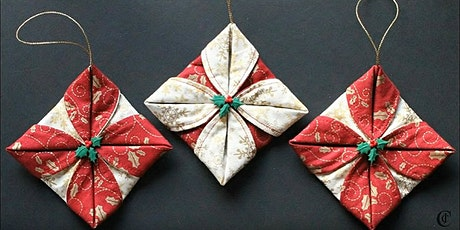 Sew a Holiday Ornament tickets