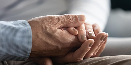 When All That's Left Is Love - A Caregiver's Story (Webinar) tickets