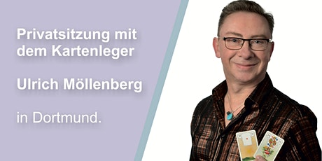 Kartenlegen mit Ulrich Möllenberg als Privatsitzung Tickets