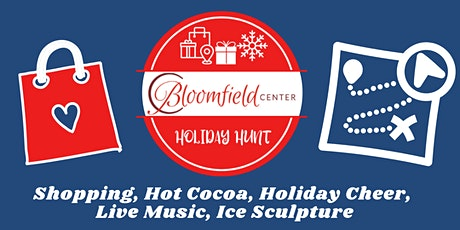 Bloomfield Center Holiday Hunt tickets