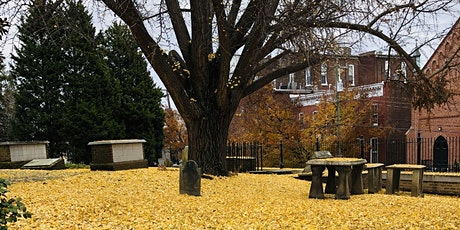 Historic Graveyard Tour: What Lies Beneath tickets