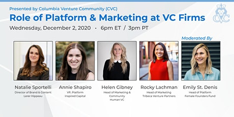 Role of Platform and Marketing in VC tickets