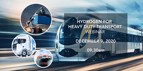 Hydrogen For Heavy Duty Transport tickets