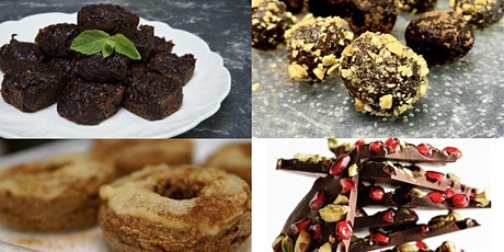 Plant-Based Holiday Treats Cook-Along Workshop tickets
