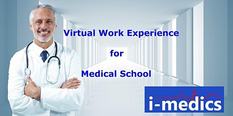 Virtual Work Experience: Get into Medicine tickets