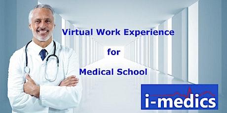 Virtual Work Experience: Get into Medicine entradas