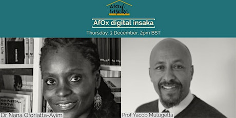 AfOx digital insaka tickets