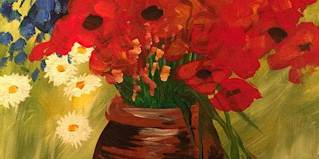 Van Gogh's Daises and Poppies Virtual tickets