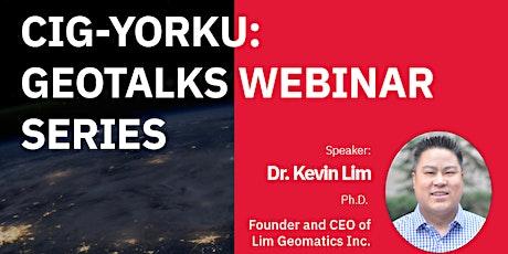 CIG-YU: GeoTalks Webinar Series tickets