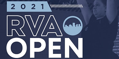 RVA Open 2021 tickets