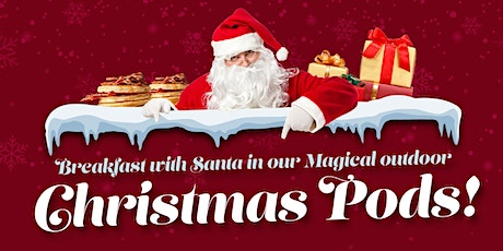 Breakfast with Santa Christmas Pod