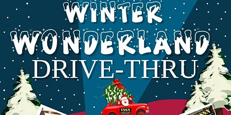 Winter Wonderland Toy and Food Drive-Thru tickets