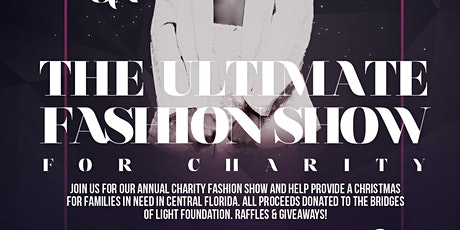 The Annual Ultimate Fashion Show for Charity tickets