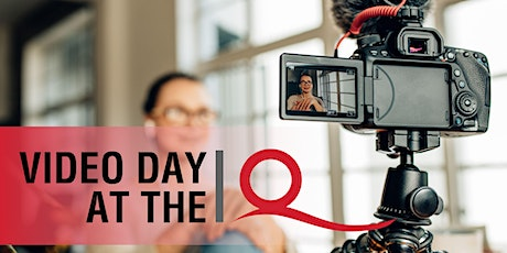Video Day at the Q with Visual Advantage tickets