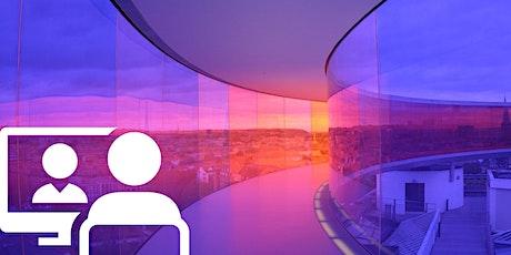 LiVEonWEB | L'armonia del colore nella progettazione indoor biglietti
