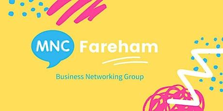 MNC Business Networking Meeting - Fareham tickets