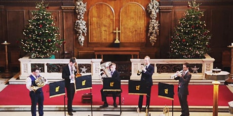 Lunchtime concert: J5o Brass Ensemble tickets