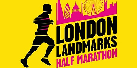 London Landmarks Half Marathon 2021 tickets
