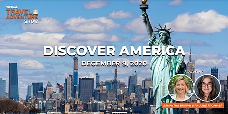 Virtual Travel & Adventure Show: Discover America tickets