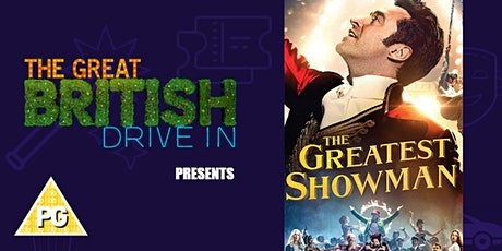 **The Greatest Showman (Doors Open at 20:45) tickets
