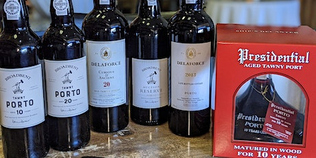 Port Wine Tasting  - Including 10 Year, 20 Year and LBV ports! tickets