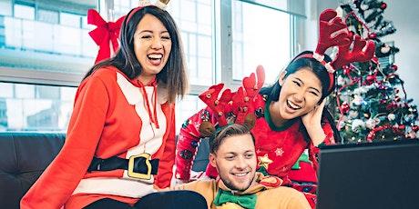 Toronto Dating Hub - Virtual Holiday Social Mixer