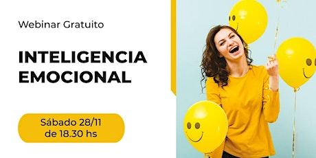 Ciclo de Webinars Gratuitos - Inteligencia Emocional tickets