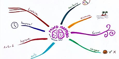 1h30 pour découvrir le Mind Mapping ou Carte Mentale tickets