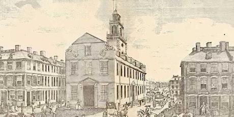 Drinking Through Boston History tickets