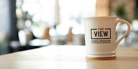 Vernon Startup Coffee tickets