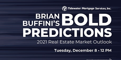 Buffini 2021 Real Estate Market Outlook tickets
