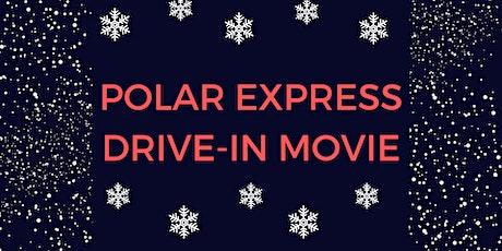Polar Express Drive-In Movie tickets