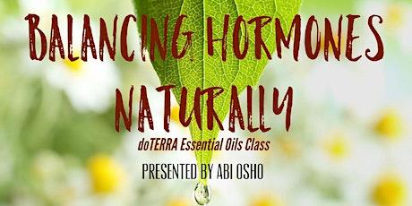 Soul Medicine - Balancing Hormones Naturally & doTERRA tickets