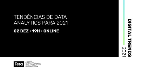 Digital Trends 2021 - Data Analytics ingressos