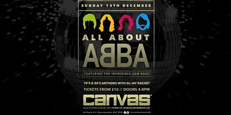 All About Abba: The Ultimate Tribute tickets