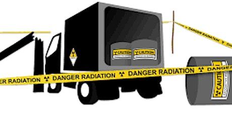 Modular Emergency Response Radiological Transportation Training (MERRTT) tickets