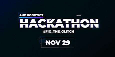AUC Robotics Virtual Hackathon tickets
