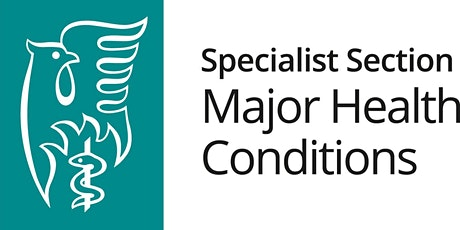 RCOT Specialist Section for Major Health Conditions- Virtual Conference tickets
