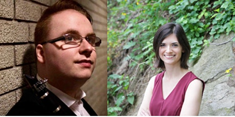 Lunchtime concert: Andy Mellor (clarinet) and Angela Novy (piano) tickets