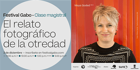 Festival Gabo Nº 8:  El relato fotográfico de la otredad entradas