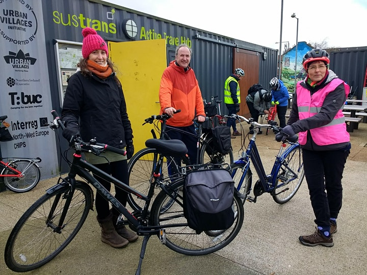 Back on your Bike - Belfast image