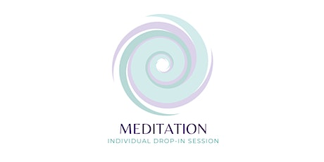 Meditation: Online drop-in session tickets