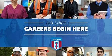 Job Corps Open House Friday tickets