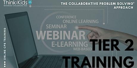 Think:Kids Tier 2 Online - February 8,10,15,17, 2021 - CEU/PDP Training tickets