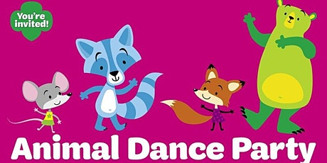 Girl Scouts Animal Dance Party-Riverside and San Bernardino Counties tickets