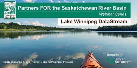PFSRB Webinar - Lake Winnipeg DataStream tickets