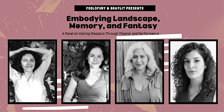 Embodying Landscape, Memory, and Fantasy: A Panel on Voicing Diaspora tickets