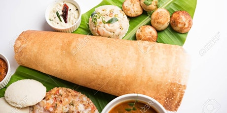 Indian Vegan Food Cooking Class - Dosa Feast tickets
