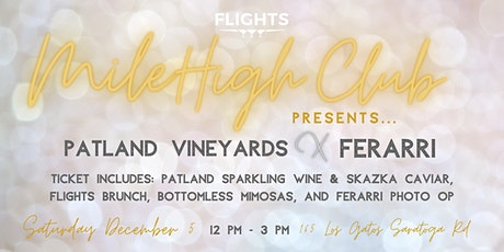 Mile High Brunch - Patland Vineyards tickets