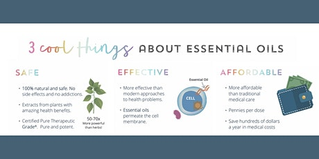 What's All The Hype About Essential Oils?! tickets